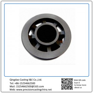 Customized Investment Casting Machinery Part Made of Stainless Steel