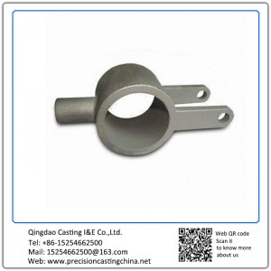 Customized Investment Casting Made of Stainless Steel AISI304 Ideal for Machines and Equipments