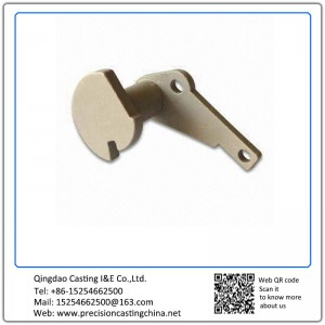 Customized Investment Casting Made of Stainless Steel Ideal for Motor Vehicle Spare Parts