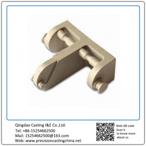 Customized Investment Casting Used for Auto Parts HK30 Materials TS Certificate