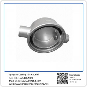 Customized Investment CastingLost Wax Casting Part Made of Stainless Steel Used for Water Pump Part