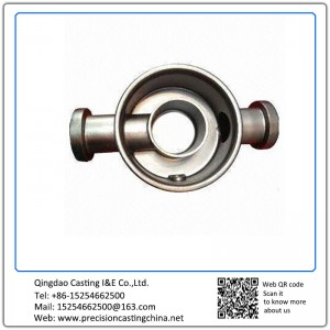 Customized Investment CastingLost Wax Casting Part Used for Water Pump  Made of Stainless Steel