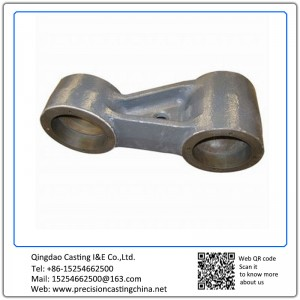 Customized Lever of High Speed Train Investment Casting Stainless Steel Crankcase