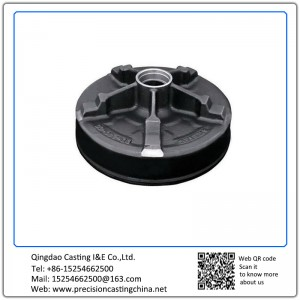 Customized Lost Foam Casting Alloy Steel Industries Spare Parts