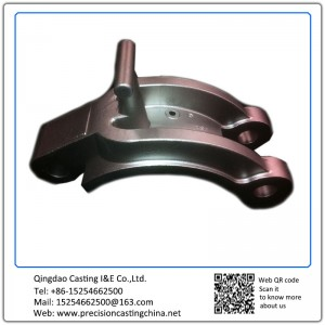 Customized Lost Foam Casting Process Spherical Cast Iron Crane Spare Parts