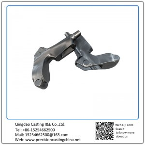 Customized Lost Wax Precision Casting Stainless Steel Crane Spare Parts
