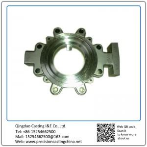 Customized LUG Valve Body Cast Nodular Iron Solid Investment Casting