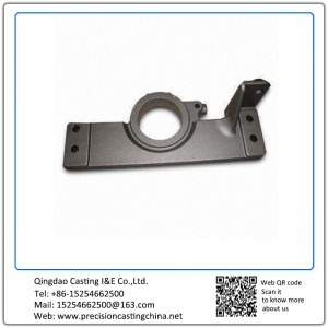Customized Machined Parts Made of Carbon Steel Ideal for Machines and Equipments