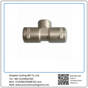 Customized Machinery Part Ideal for Machines and Equipment Made of Stainless Steel