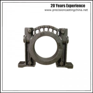 Clay Sand Casting Alloy Steel Engineering Machinery Parts