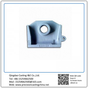 Customized Machinery Part Made of Carbon Steel Ideal for Cast Machinery Parts