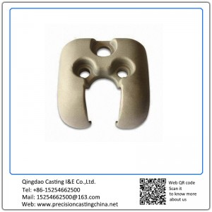 Customized Machinery Part Made of Stainless Steel AISI316 for Machines and Equipment