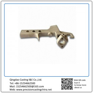 Customized Machinery Part Stainless Steel AISI316 Ideal for Machines and Equipment