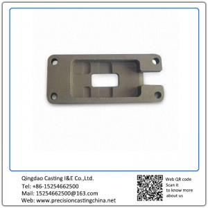 Customized Machinery Parts Ideal for Machines and Equipment Made of Stainless Steel