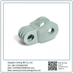 Customized Machinery Products Investment Casting Nodular Iron General Mechanical Parts