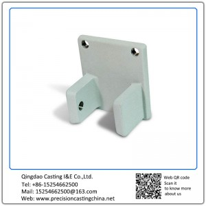Customized Machinery Products Precoated Sand Casting Carbon Steel General Industrial Equipment Components
