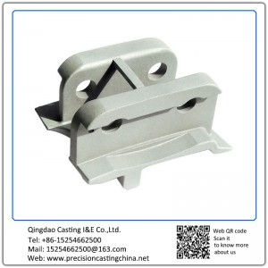 Customized Machinery Products Resin Sand Casting Malleable Iron General Industrial Equipment Components
