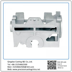 Customized Machinery Products Soluble Glass Casting Ductile Iron Gear Housing