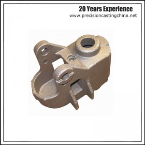 Clay Sand Casting Hydraulic Pressure Pump Ductile Iron