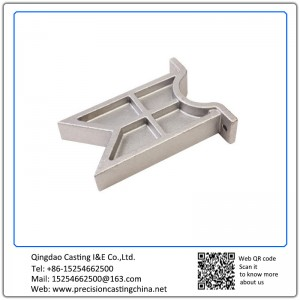 Customized Marine Hardware Carbon Steel Shell Mould Casting Components