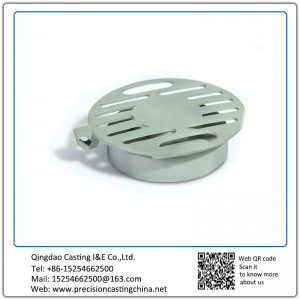 Customized Marine Hardware Spherical Cast Iron Solid Investment Casting Construction Spare Parts