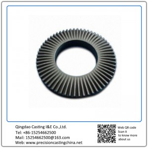 Customized Material Handling Spare Parts Precision Casting Parts Ductile Iron