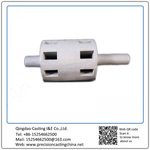 Customized Microwave Components High Chromium Cast Iron Precision Casting