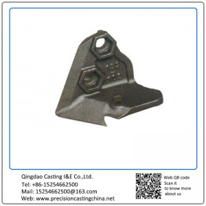 Customized Mild Steel Agricultural Machine Parts Shell Mould Casting Aerospace Industries Spare Parts