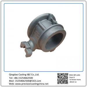 Customized Mild Steel Auto & Motor Casting Parts Shell Mould Casting Concrete Pump Spare Parts