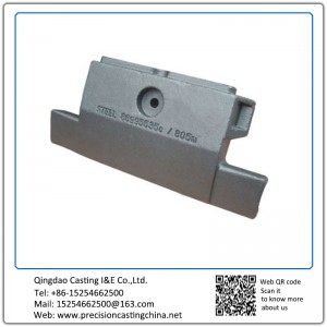 Customized Mild Steel Auto & Motor Casting Parts Solid Investment Casting Material Handling Spare Parts