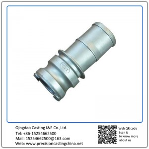 Customized Mild Steel Stainless Steel Castings Investment Casting Engine Bushing