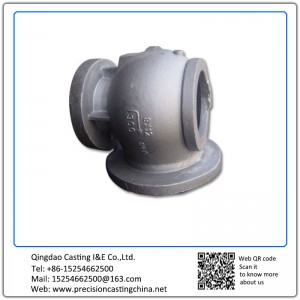 Customized Mild Steel Valve & Pipe Parts Precision Casting Engine Blocks