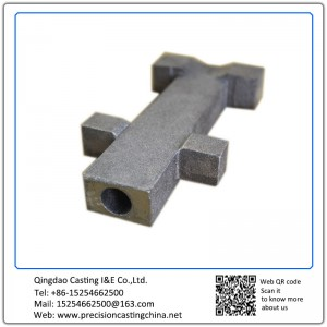 Customized Mild Steel Waterglass Casting Machine Parts Concrete Pump Spare Parts
