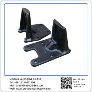 Customized Mild Steel Waterglass Casting Truck parts Automobile Spare Parts