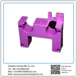 Customized Mining Mechanical Parts Cast Nodular Iron Precoated Sand Casting