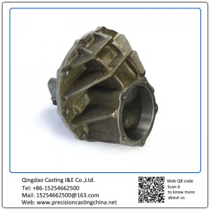 Customized Nodular Iron Ford Lost Foam Casting Process Agricultural Machinery Parts