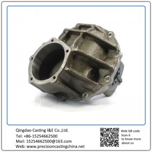 Customized Nodular Iron Ford Precoated Sand Casting Engineering Machinery Parts