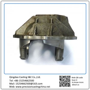 Customized Nodular Iron Ford Solid Investment Casting Engine Components