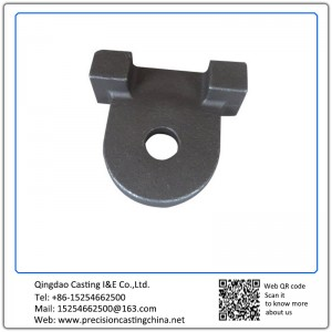 Customized OEM Auto Components Grey Iron Solid Investment Casting