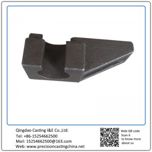 Customized OEM Auto Spare Parts High Chromium Cast Iron Precoated Sand Casting