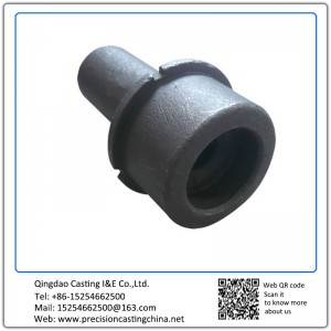 Customized OEM Automotive Support Bracket Solid Investment Casting Ductile Iron