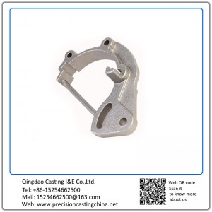 Customized OEM Blower Spare Parts Silica Sol Lost Wax Investment Casting Ductile Iron