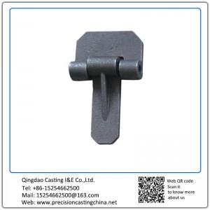 Customized OEM Container Van Door Precision Casting Carbon Steel