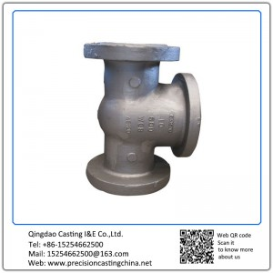Customized OEM Engineering Heavy Duty Valve Housing Lost Foam Casting Process Ductile Iron