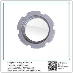 Customized OEM Ferrule Nodular Iron Shell Mould Casting