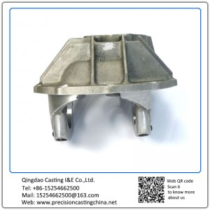 Customized OEM investment casting carbon alloy  stainless steel Air Compressor Cylinder Head