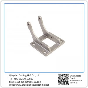 Customized OEM Machine Parts Precision Casting Mild Steel