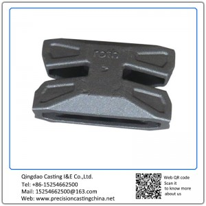 Customized OEM Malleable Iron Precision Casting Engineering Machinery Parts