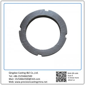 Customized OEM Material Handling Spare Parts Ductile Iron Waterglass Casting