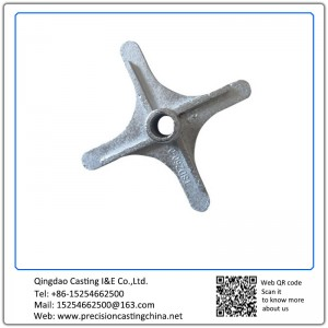 Customized OEM Mechanical Parts High Manganese Steel Investment Casting
